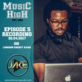 Music High Radio Show - Episode 5