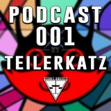 Secret Society Podcast 001 by TEILERKATZ [Techno]