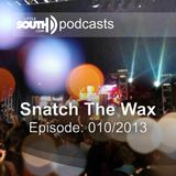 Episode 010/2013 - Snatch The Wax - Littlesouth podcasts