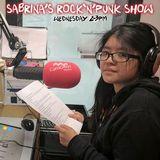 Sab's Rock N Punk Show, 15 Nov 2017
