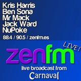 Ben Sona - Live @ Carnaval, Javea, Spain 02.03.13