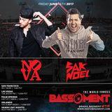 The Bassment w/ Sak Noel 6.17.17