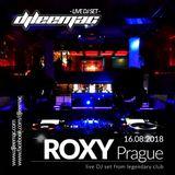 [2018_08_16] Live @ ROXY Praha