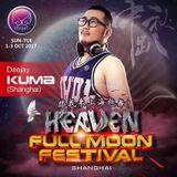 Heaven FullMoon Festival Promo Set# DJ KumaRay Live Rec