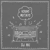 DJ AKI-House mixtape vol.1