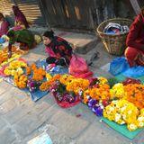Soundwalk from Asan to Basantapur in Kathmandu on March 22, 2016