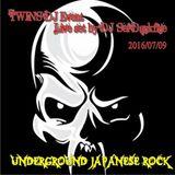 TWINS DJ Event 2016/07/09 Live set J-Rock (極悪mix)