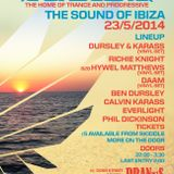 Transcend - The Sound Of Ibiza - Journey vs Transcend