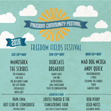 2016-05-30 Freedom Community Festival 2016 - Interview - Andy Quick Trio