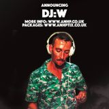 DJ:W 8th March 2K19 House Sessions