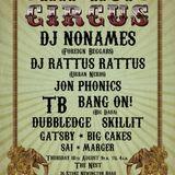 DJ Nonames' Exclusive RWDmag.com Hip Hop Circus Mix