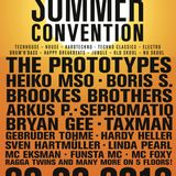 The Prototypes with Eksman // Summer Convention // 30.06.2012