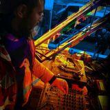 Gunter Hatherer (LIVE) @ in_KoreKt party float during cityparade kamjongRSL in Roeselare
