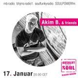 Absolut Soul Show /// 17.01.18 on SOULPOWERfm