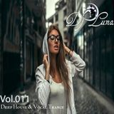 PROGRESSIVE DEEP HOUSE-- DJ LUNA - VOL.011