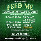 Meow Mix Live @ Feed Me (Electric Winter Nights-YYC)