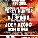 Deep into Soul SPW:Suncebeat Reunion live set by DJ Shaun Ashby pt2