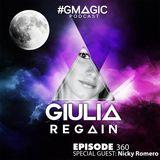 #GMAGIC PODCAST 360 |GIULIA REGAIN|