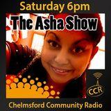 Asha Show - @AshaCCR6 - Asha Jhummu - 10/01/15 - Chelmsford Community Radio