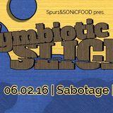 Dude Crush & Apurockz @ Symbiotic Slices #2 (cut)