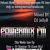 En tranced For life _ Dj massimo Tn Guest On  Powermixfm 1_7_2011 .