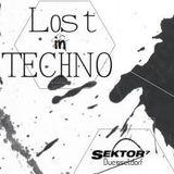 Lost in Techno 11.09.2015 Dj Haircutter