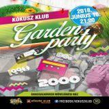 Kókusz Klub - Garden Party 2018.06.16.