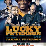 LUCKY PETERSON: Live At 55 Arts Club Berlin.