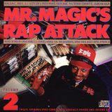 Mr Magic's Rap Attack The Disco Four, Lovebug Starski & Spoonie G WBLS 107.5