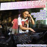 LIVE AT SOUL OF SYDNEY BLOCK PARTY FEAT. DJ SARAH LOVE JAN 27 2014