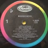 Red Greg - Boogie Boys and Disco Queens