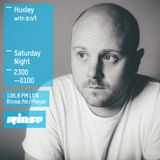 Rinse FM Show - Huxley w/ Sven Von Thulen - 16th May 2015