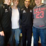 Fantasy League Podcast- Sarah-Jane Perry and Iker Pajares from Warwick/Kenilworth PLS