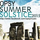 Opsy at Summer Solstice 2015 DI.FM