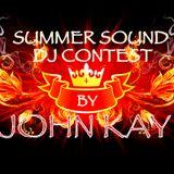 Summer Sound DJ CONTEST by JOHN KAY