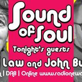 Dean Anderson's Sound Of Soul ™ 5th September 2019 with Colin Law & John Buckley