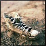 Treibsand im Schuh