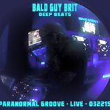 Paranormal Groove 032515