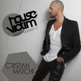 CRISTIAN MARCHI presents HOUSE VICTIM 040  [Podcast - Radio Show] April 2016 Mix