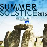 DJ Sunborn - Summer Solstice 2016 Mix
