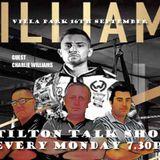 Tilton Talk with Charlie Williams