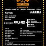 Sergio Jimenez @ Fabrik - 1996 La Resistencia 5-9-2015