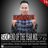 Ducka Shan - End Of The Year Mix 2016 [SOL]
