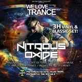 Nitrous Oxide - We Love Trance CE 021 with Nitrous Oxide - 14.10.2016 - klub Trops - Poznan