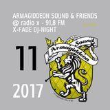 @ X-Fade DJ-Night - 07.11.17 ls New Sound Order
