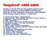 Inspired - 1996-2006