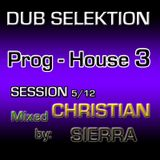 Dub Selektion - Prog-House Vol.3 Session 5-2012