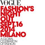 Protopapa at Vogue Fashion Night Out Milano - September 2014