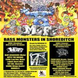 Beardo - Bass Monsters In Shoreditch