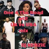 One 4 The Roads pt2 UK vs USA Hip-hop Mix